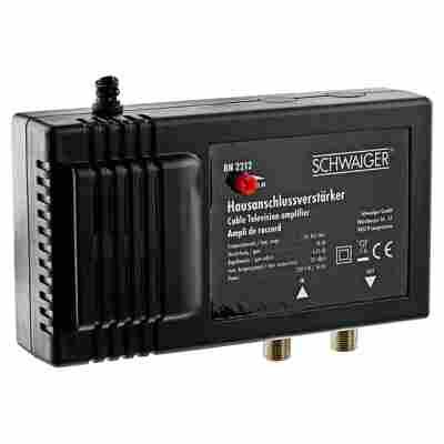 """Breitbandkabel- und Nachverstärker """"Antenna"""" 18 dB"""