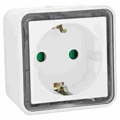 Kopp LED-Nachtlicht als Zwischenstecker mit Sensor
