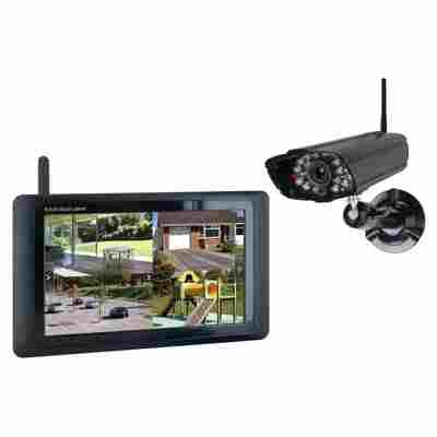 Digitales Kamera-Set mit Touchscreen
