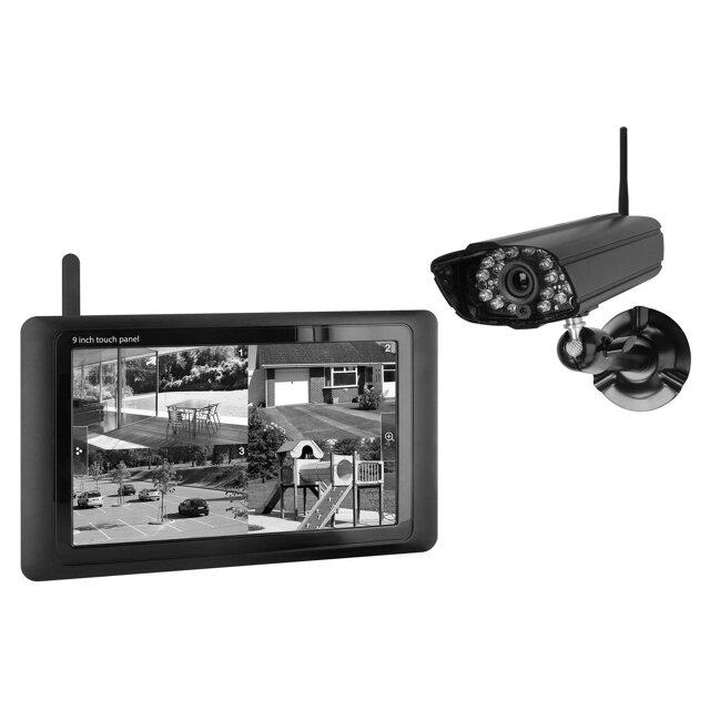 Digitales Kamera-Set mit Touchscreen ǀ toom Baumarkt