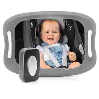 LED-Auto-Sicherheitspiegel 'Baby View'