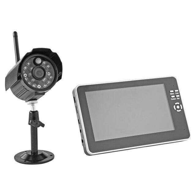 Überwachungskamera-Set TX-28 ǀ toom baumarkt