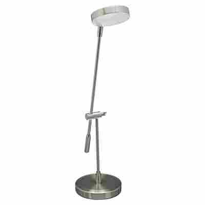 LED-Tischlampe Silber 'Alex'