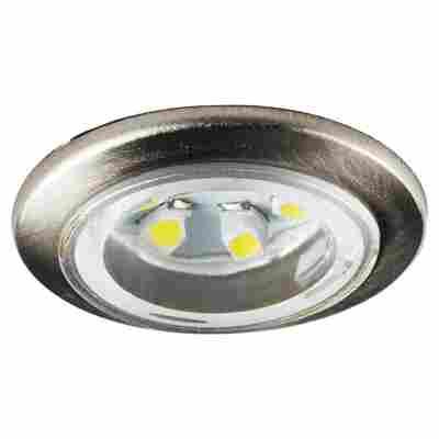 LED-Einbauleuchten mini rund 5x 0,5 W