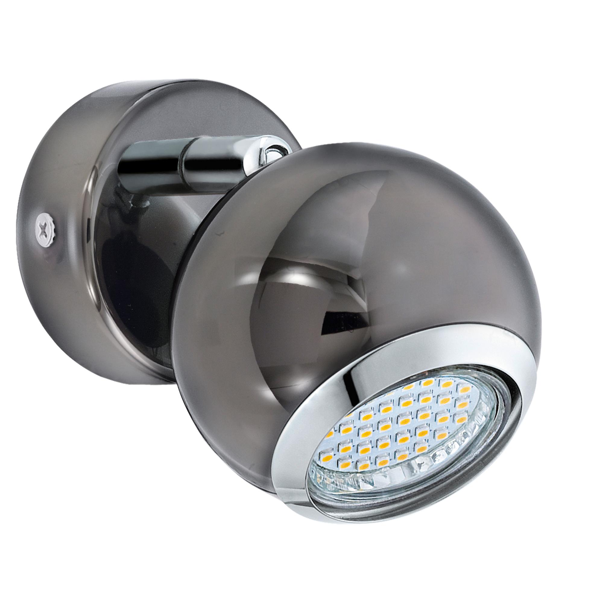 LED-Strahler mit kugelförmigem Spot