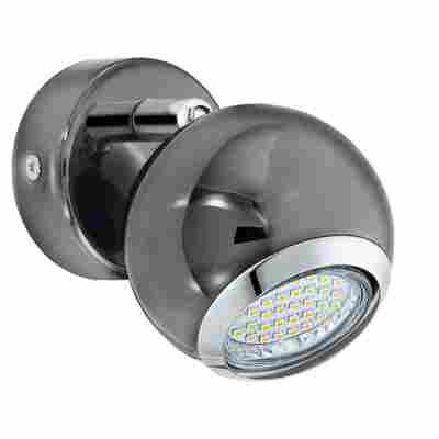 Eglo LED-Strahler 'Bimeda' schwarz 1-flammig