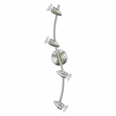 Eglo LED-Strahler 'Magnum LED' nickel 4-flammig