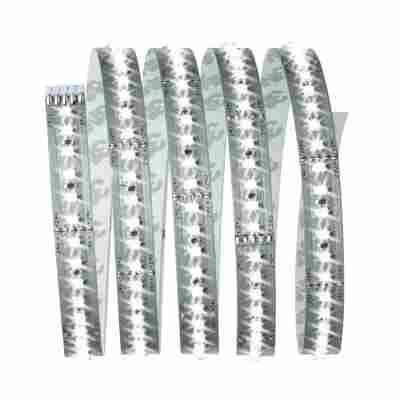 Function MaxLED 1000 Basisset 1,5 m Tageslichtweiß 17 W 230/24 V 36 VA Silber
