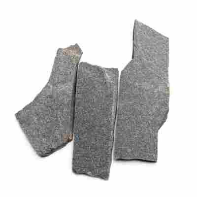 Quarzit Polygonal 1-2 cm grau