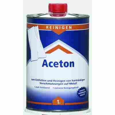 Aceton Entfetter & Reiniger 1 l