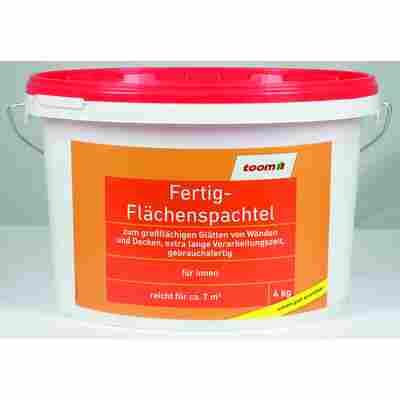 Fertig-Flächen-Spachtel 4 kg toom