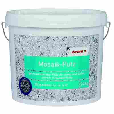 Mosaikputz Nr. 102 20 kg toom