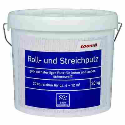 Roll und Streichputz 20 kg