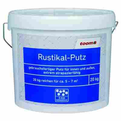 Rustikalputz 20 kg