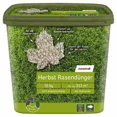 Herbst Rasendünger 10 kg - der Stärkende