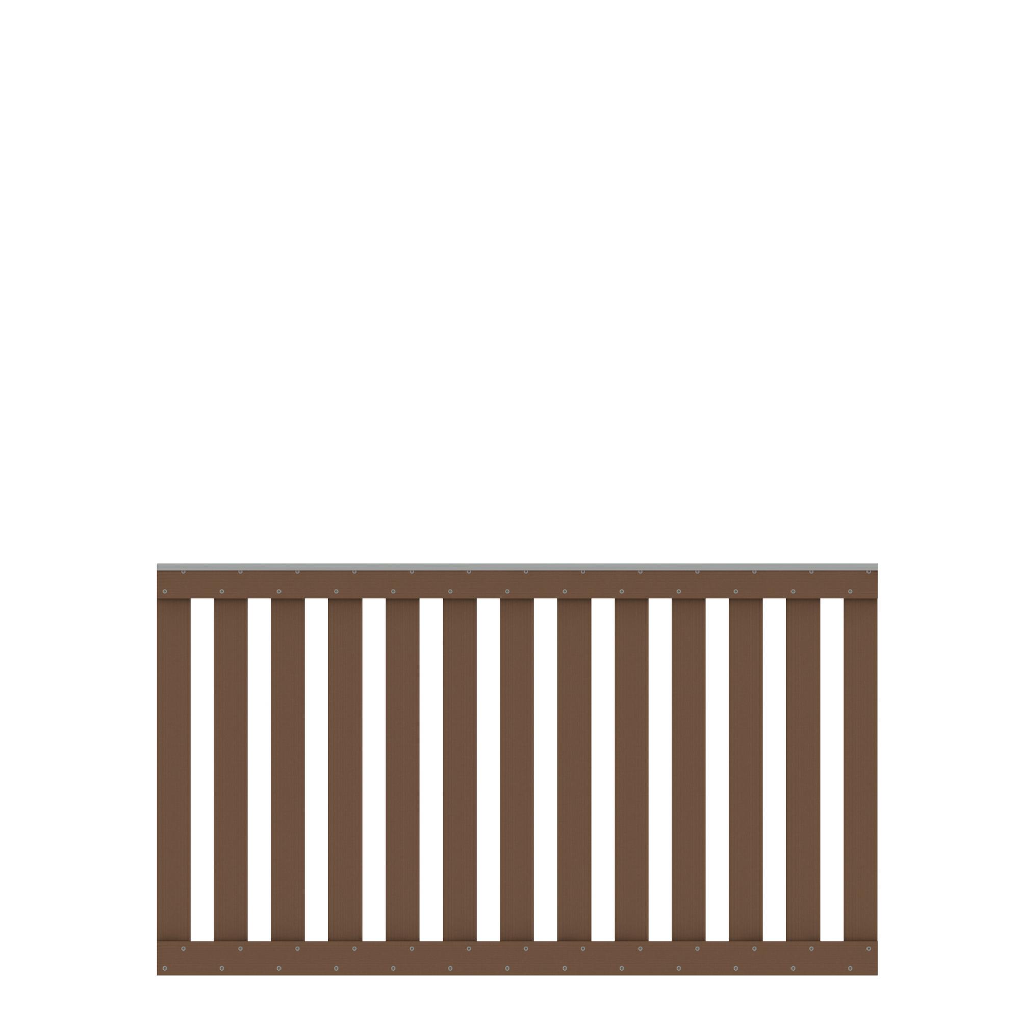 Vorgarten Zaunserie Raja Wpc ǀ Toom Baumarkt