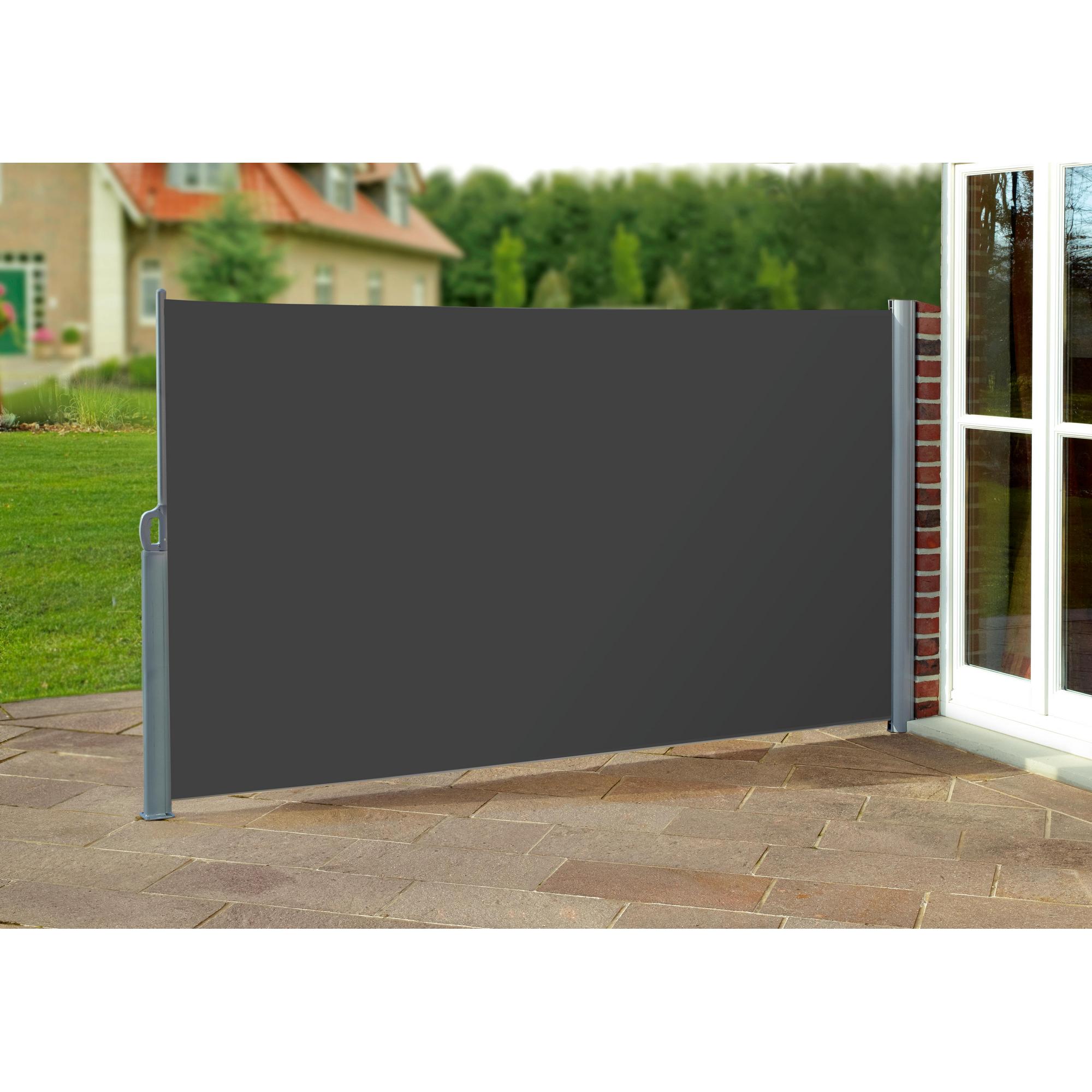 Toom Seitenmarkise Anthrazit 300 X 160 Cm ǀ Toom Baumarkt
