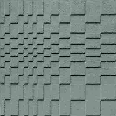 Terrassenplatte Geometry Titanio