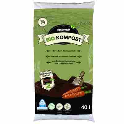 Naturtalent by toom® Bio-Kompost, 40 l