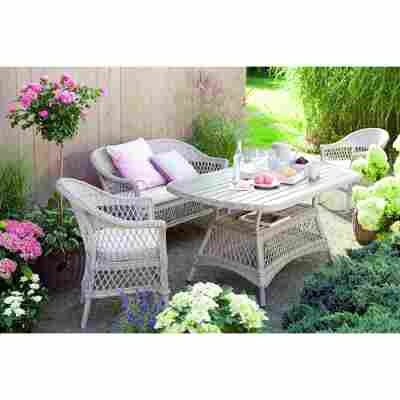 Gartentisch 'Viktoria' oval