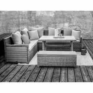 Garten Lounge Set Adriana Haus Image Ideen