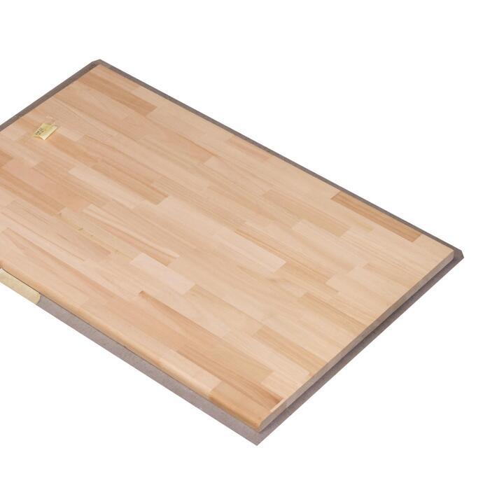 Massivholz Arbeitsplatte 3000 X 600 X 27mm ǀ Toom Baumarkt