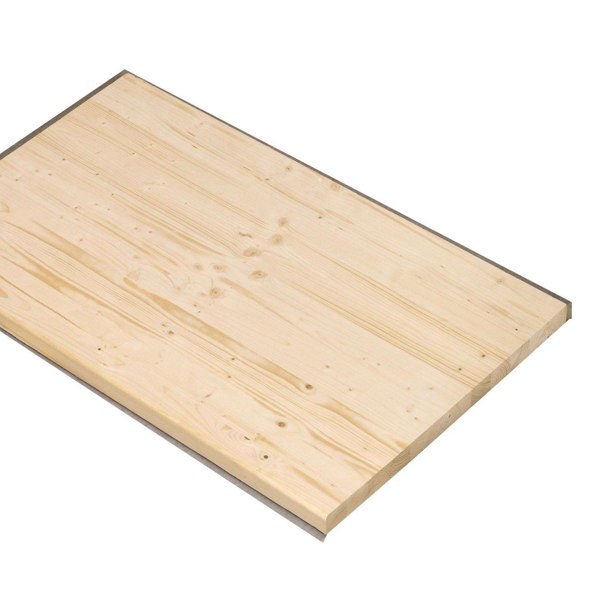 Arbeitsplatte küche toom  Massivholz-Arbeitsplatte 3000x600x27mm | toom Baumarkt