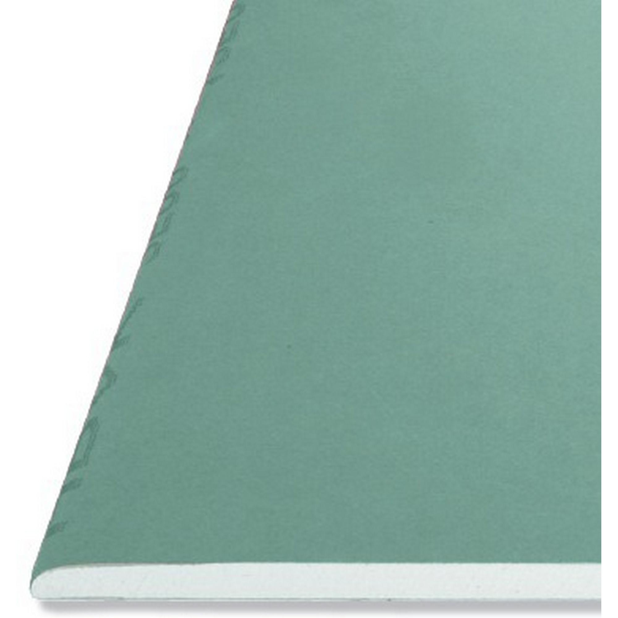 150 St. = 375 m² 1,25 x 2,00 m Gipskarton-Platten GKBi imprägniert 12,5 mm