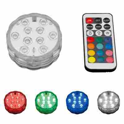 LED-Puck-Licht 'Aqua'