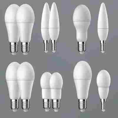 LED-Lampe NLF E27, 1055 LM, dimmbar