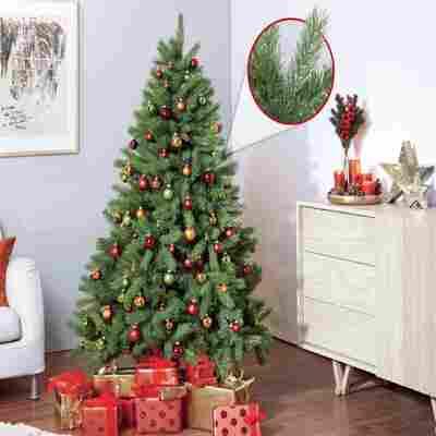 Künstlicher Tannenbaum grün 120 cm, mit Baumständer