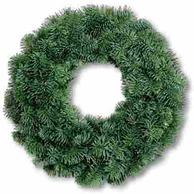 Adventskranz Nobilistanne grün Ø 30 cm