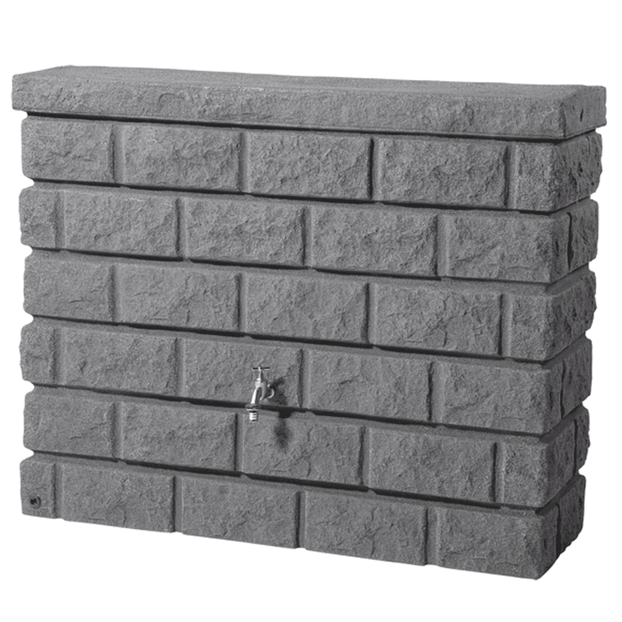 ROCKY Wandtank 400 L, Dark Granite