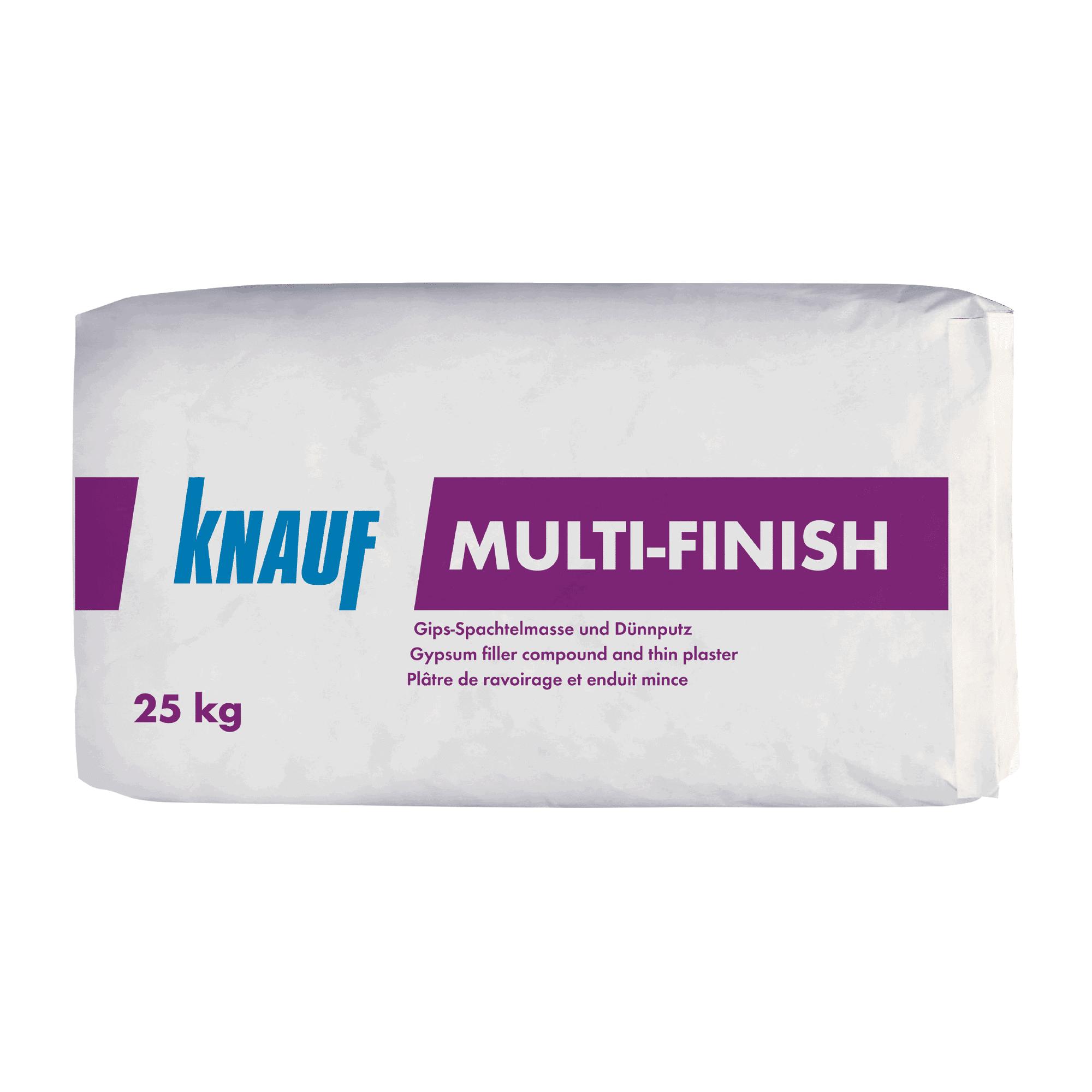 "gipsspachtelmasse ""multi-finish"" 25 kg ǀ toom baumarkt"