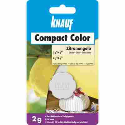 """Farbpigmente """"Compact Color"""" zitrone 2 g"""