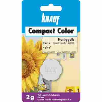 """Farbpigmente """"Compact Color"""" honiggelb 2 g"""