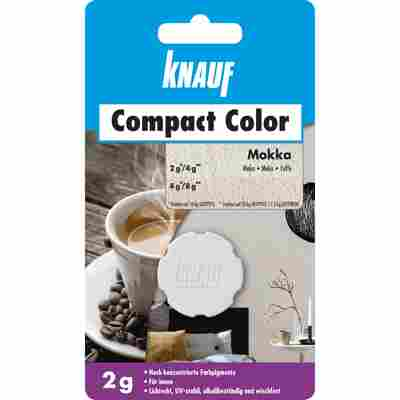 "Farbpigmente ""Compact Color"" mokka 2 g"