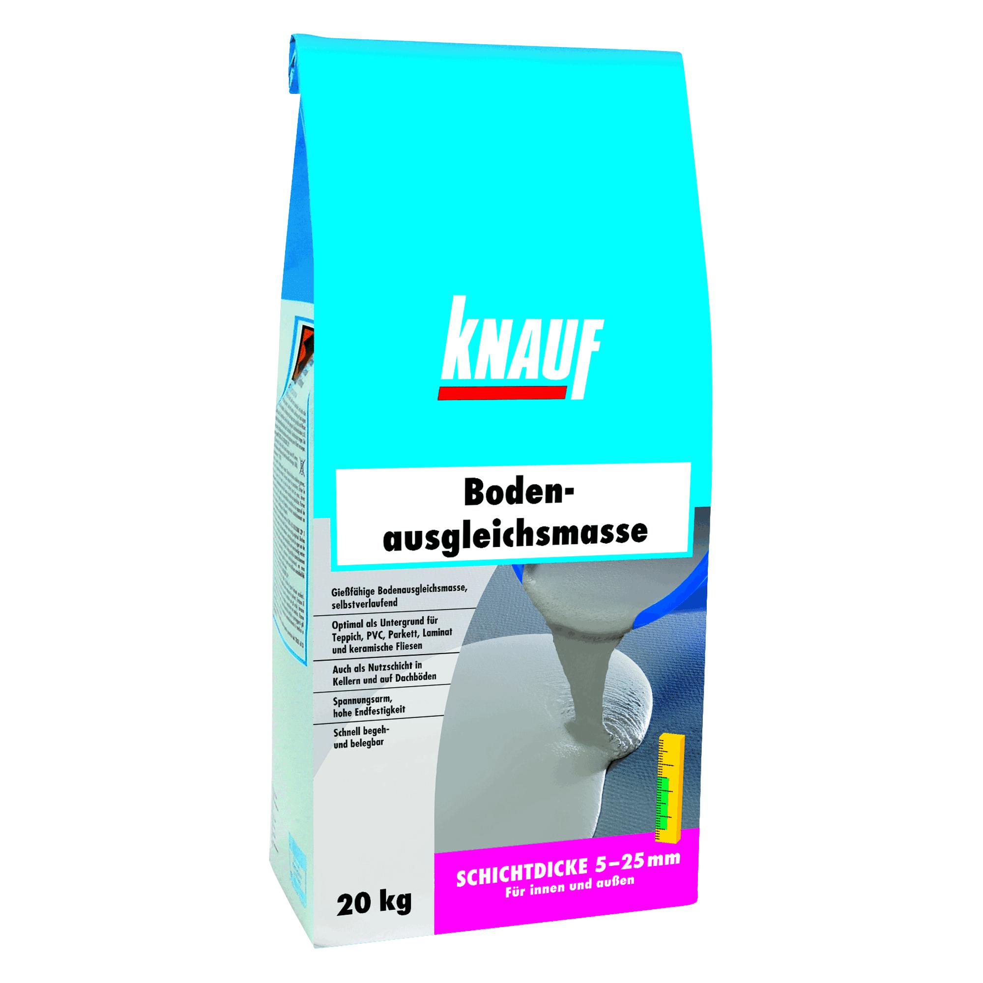 Sehr Knauf Bodenausgleichsmasse 5 - 25 mm 20 kg ǀ toom Baumarkt XR39