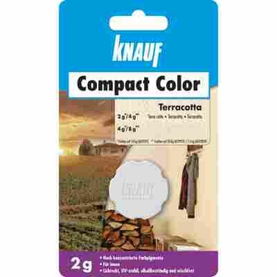 """Farbpigmente """"Compact Color"""" terracotta 2 g"""