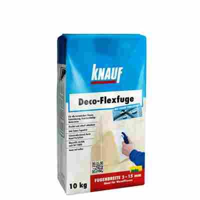 """Fugenmörtel """"Deco-Flexfuge"""" weiß 10 kg"""