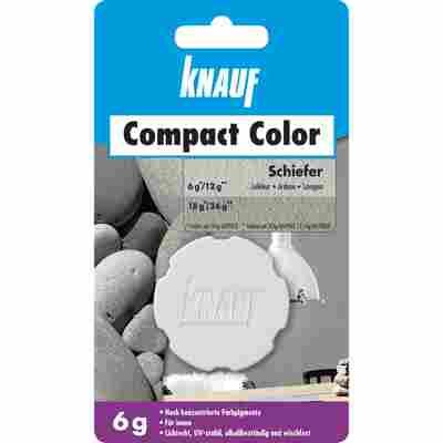 """Farbpulver """"Compact Color"""" 6 g schieferfarben"""