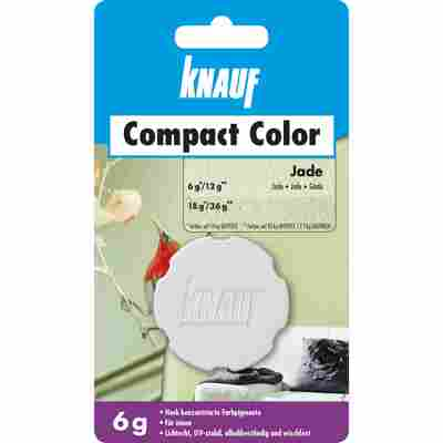 """Farbpulver """"Compact Color"""" 6 g jadefarben"""