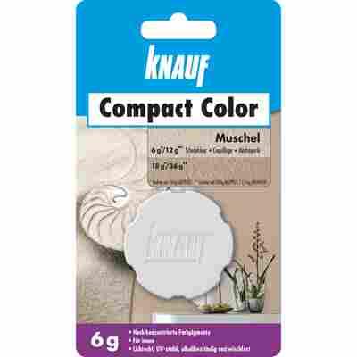 """Farbpulver """"Compact Color"""" 6 g muschelfarben"""